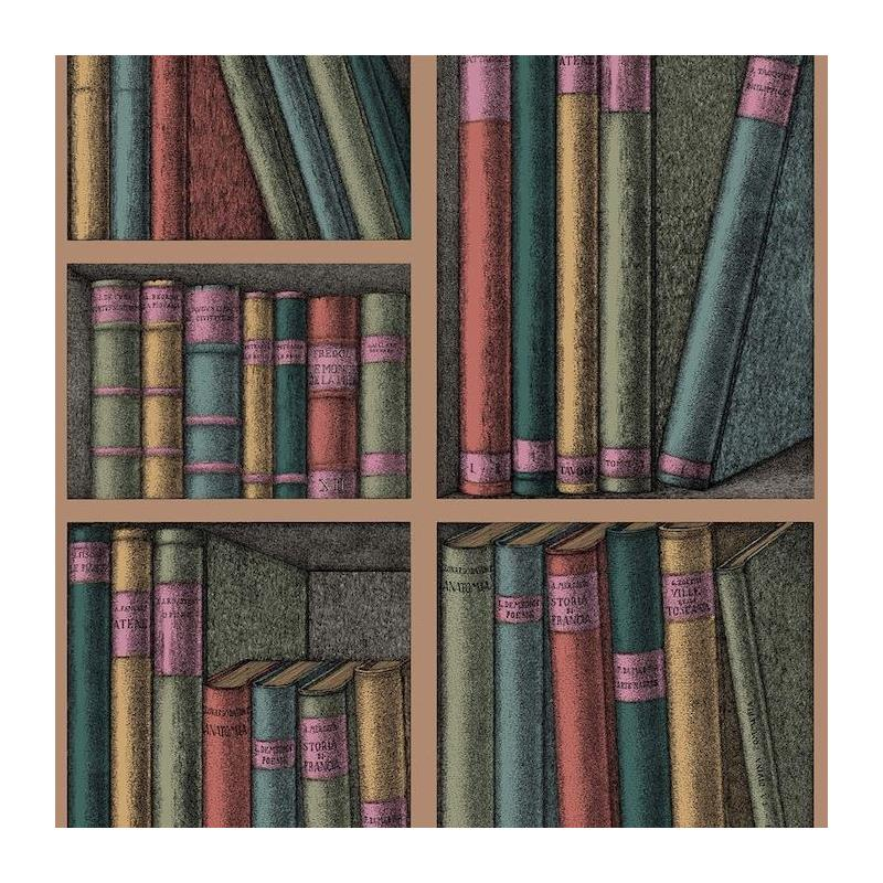 114-5010 Ex Libris, Forest Print by Cole and Son W