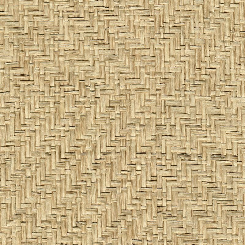 4458 Diamond Weave, Augusta Taupe Grasscloth by Ph