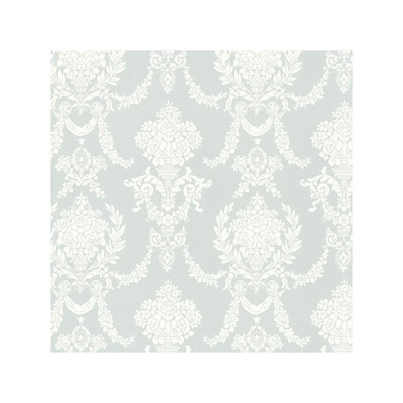 2668-21536 Mint Sophia Mint Damask wallpaper by Be
