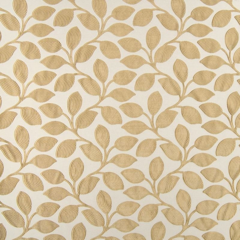 B3227 Sepia, Gold Multipurpose by Greenhouse Fabri