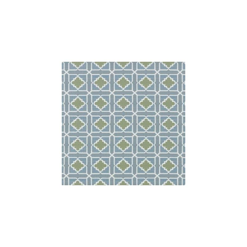 15721-72 Blue/Green Duralee Fabric