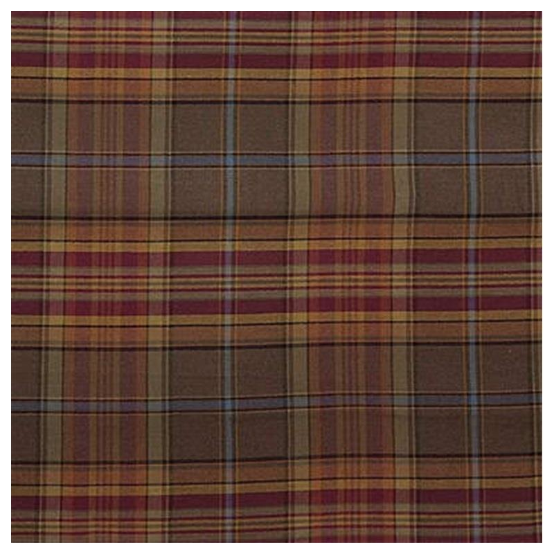 24893.630.0 Brown Upholstery Plaid Fabric by Krave