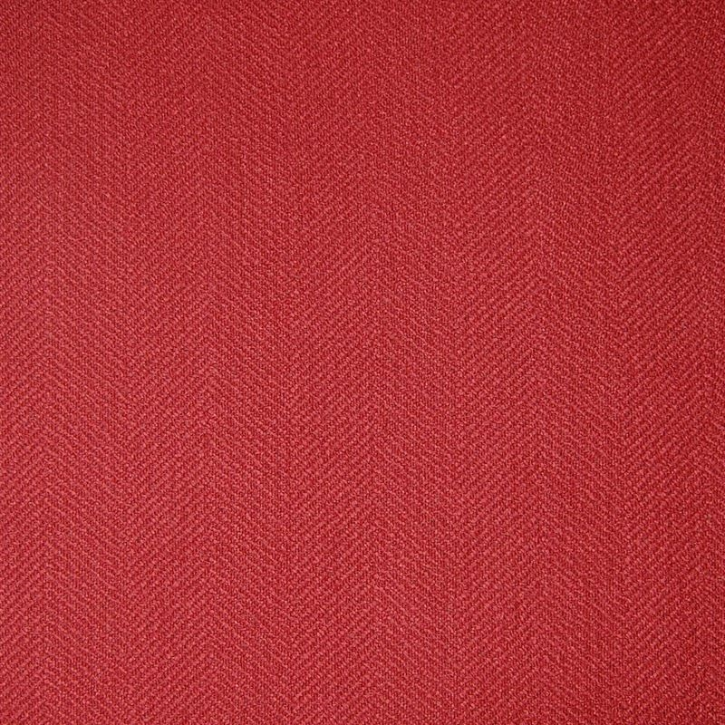 94223 Raja, Red Solid Upholstery by Greenhouse Fab