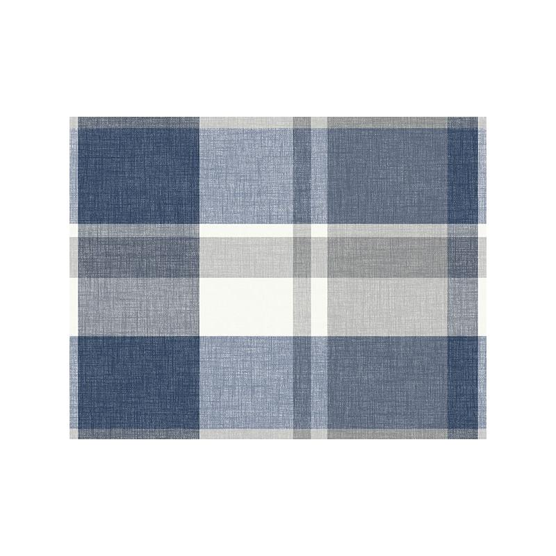 2927-81102 Newport Madaket Indigo Plaid by A-Stree