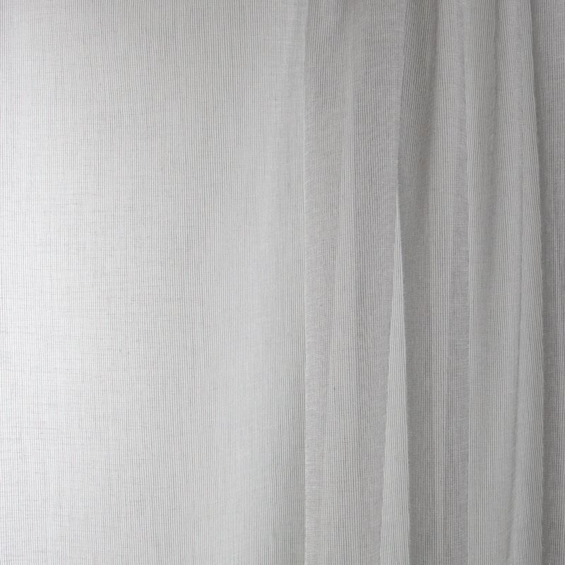 B7988 Canvas, Gray Solid Drapery by Greenhouse Fab