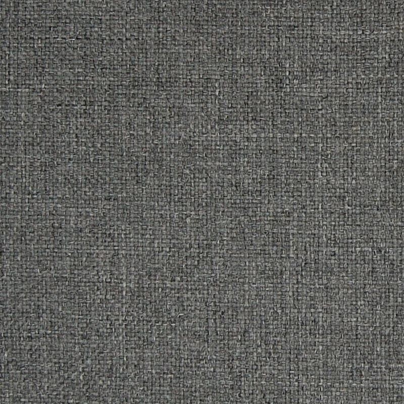74834 Graphite, Gray Solid Upholstery by Greenhous