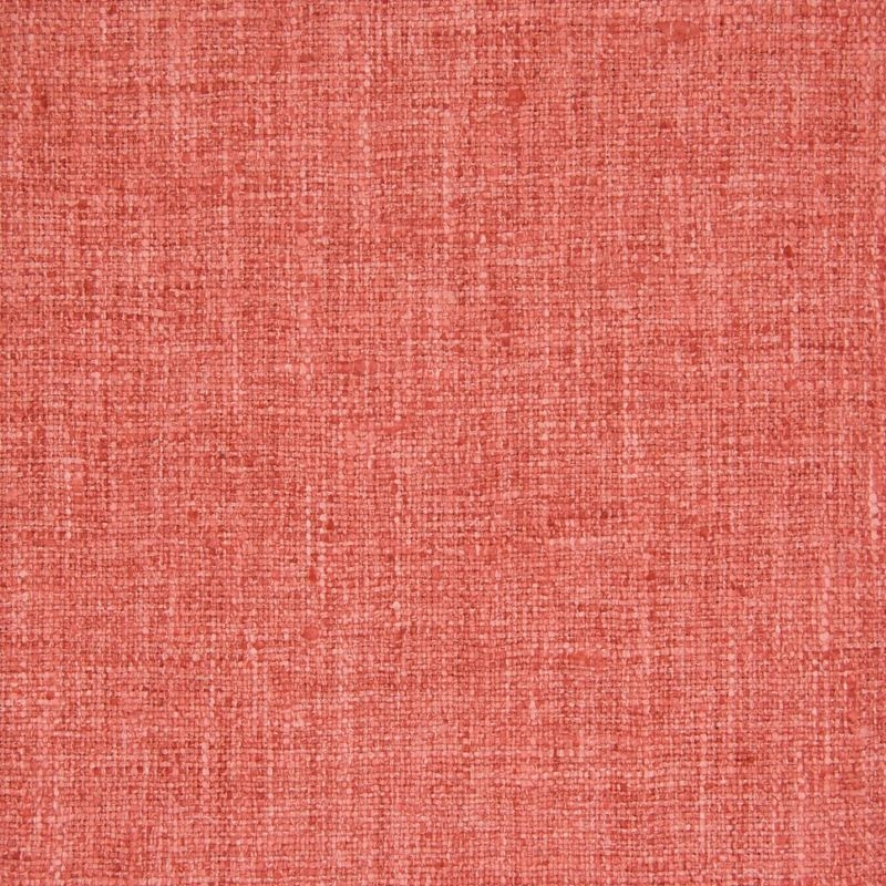 B7657 Coral, Pink Solid Upholstery by Greenhouse F