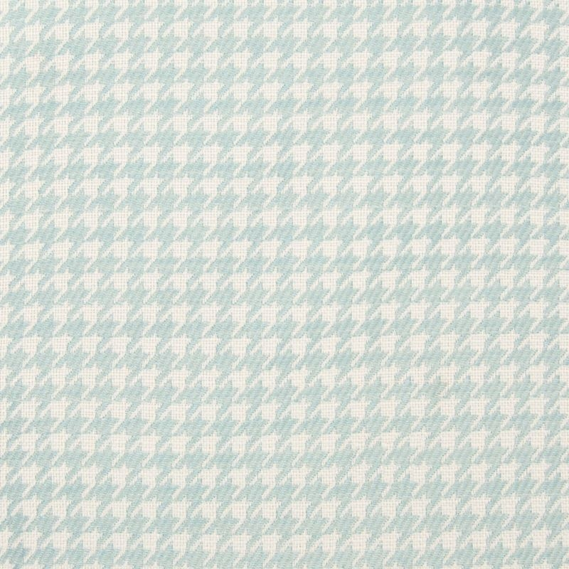 B7593 Shore, Blue Check Houndstooth Upholstery by