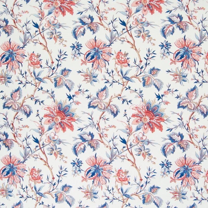 B6330 Rouge, Blue Floral Multipurpose by Greenhous
