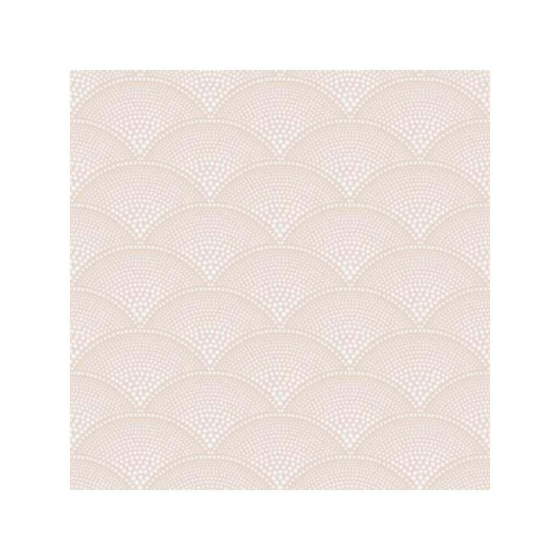 112/10035 Feather Fan Plaster Pink by Cole and Son
