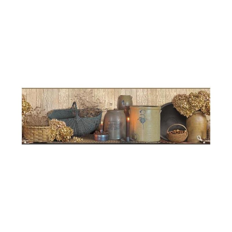 AC4389BD Country Keepsakes by York Wallpaper