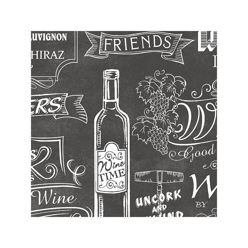 CK36631 Creative Kitchens Chalkboard  Norwall Wall