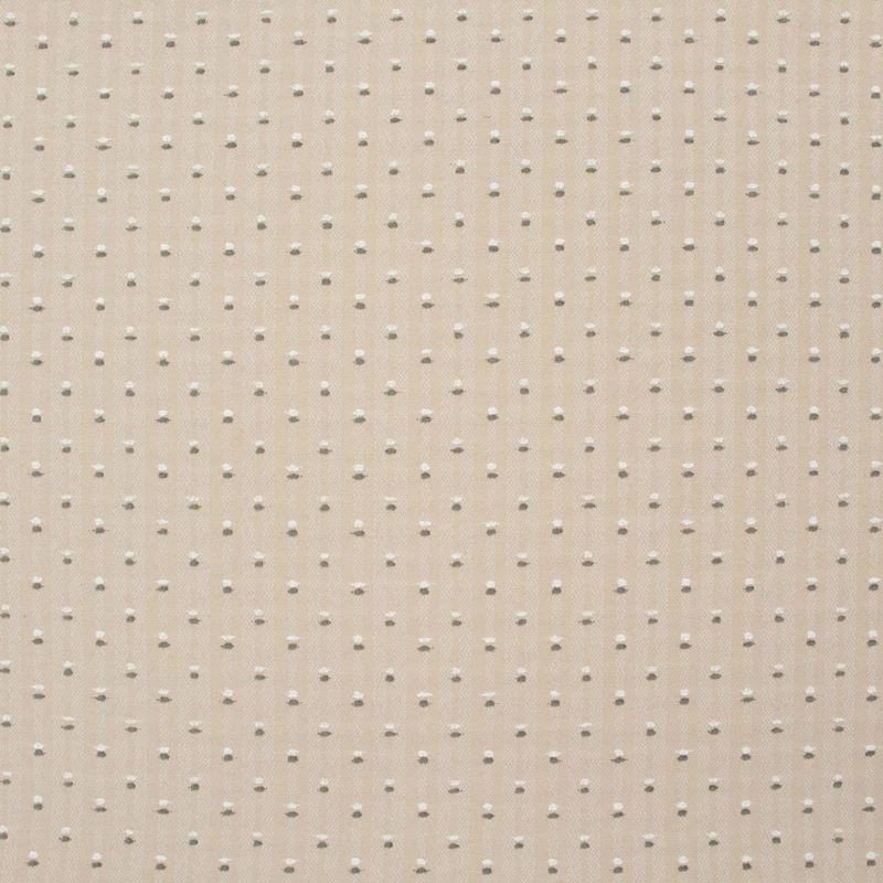 B8850 Linen, Neutral Dot Circle Upholstery by Gree