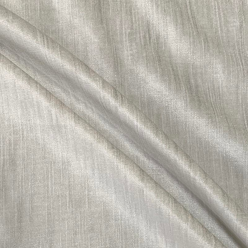 8865 Brussels Stria 011 Oyster, Metallic, Off Whit