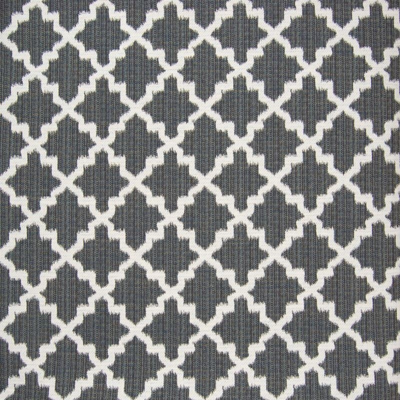 B7350 Charcoal, Gray Geometric Multipurpose by Gre