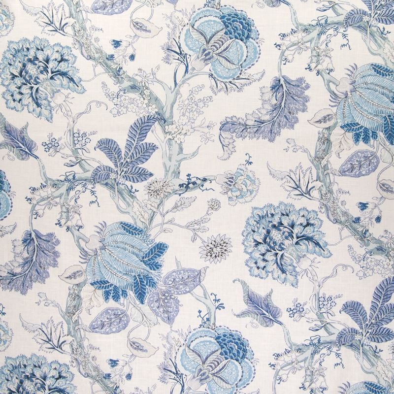 B6334 Spa, Blue Floral Multipurpose by Greenhouse