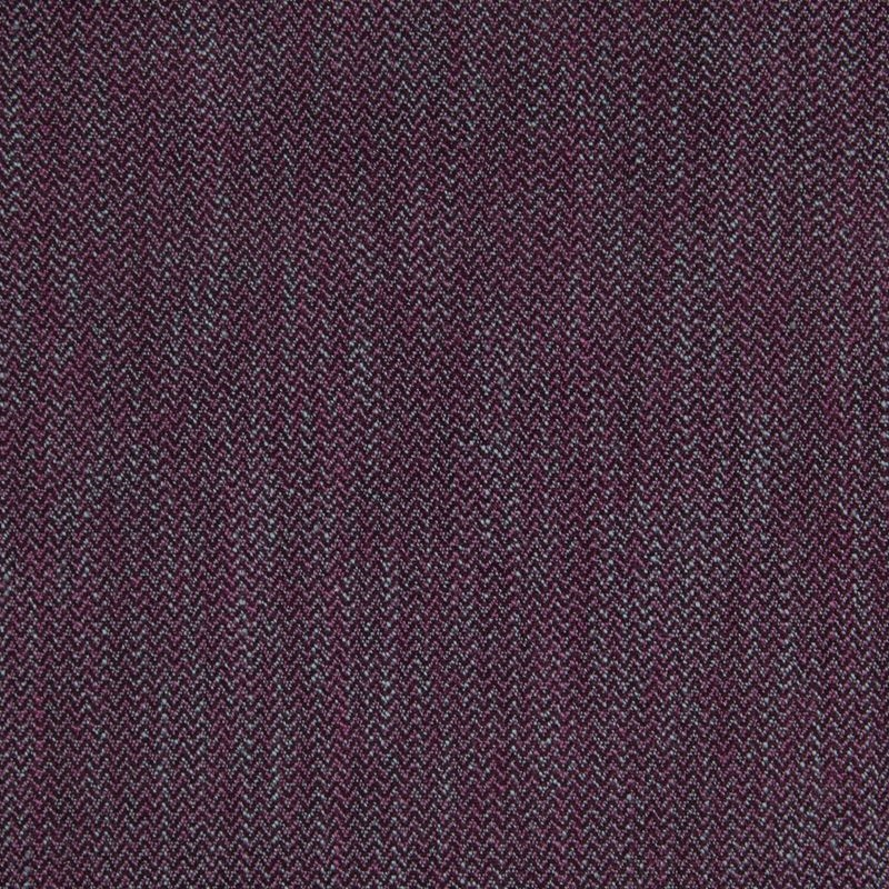 B2534 Aubergine, Purple Solid Upholstery by Greenh