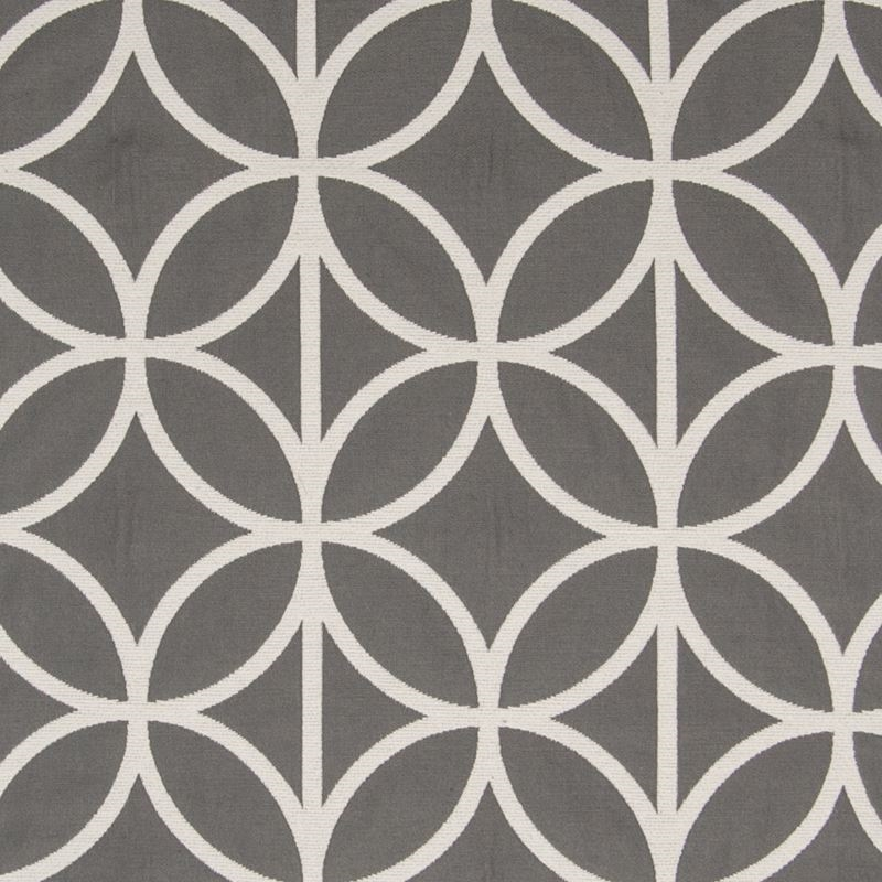 B2768 Grey, Gray Medallion Upholstery by Greenhous