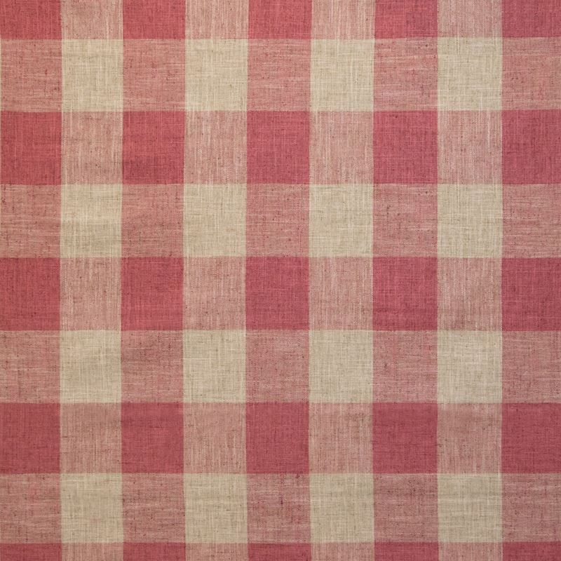 B9395 Red Pepper, Red Plaid Check Multipurpose by