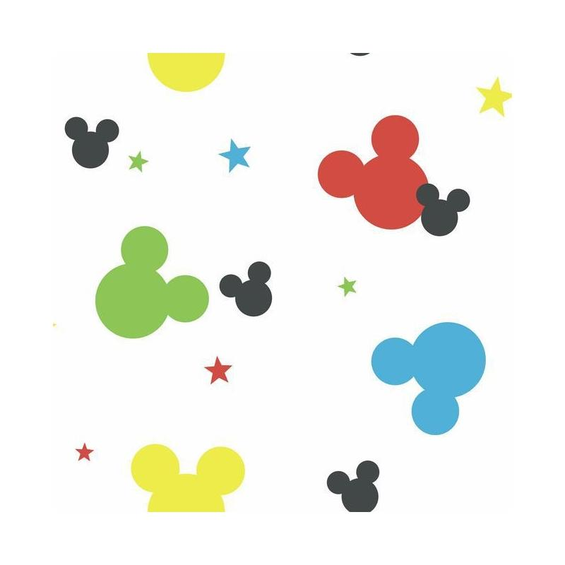 DY0208 Disney Mickey Mouse by York Wallcoverings