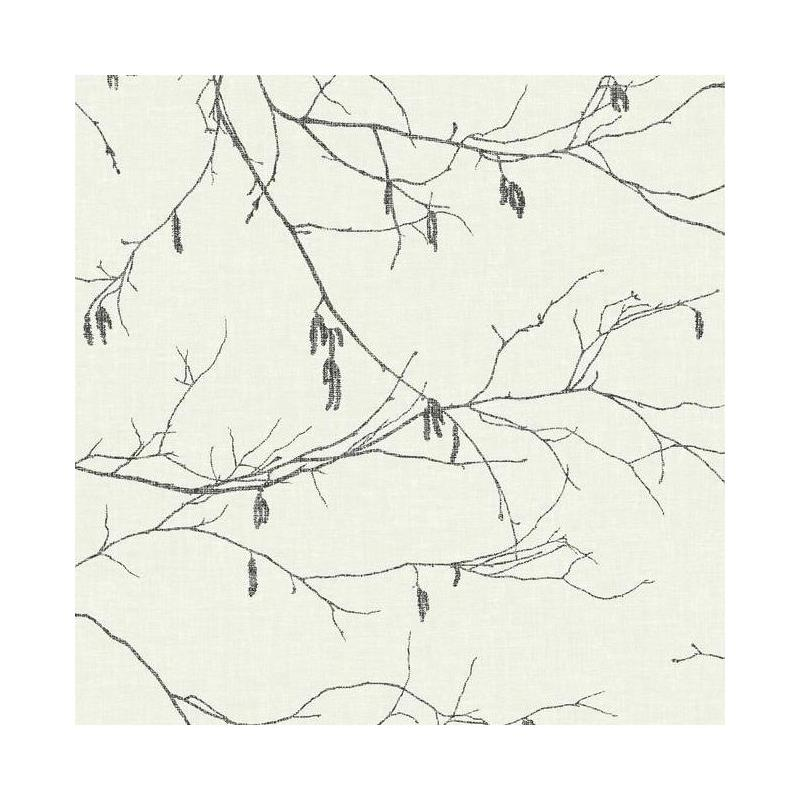 NR1524 Norlander, Winter Branches, White Off White