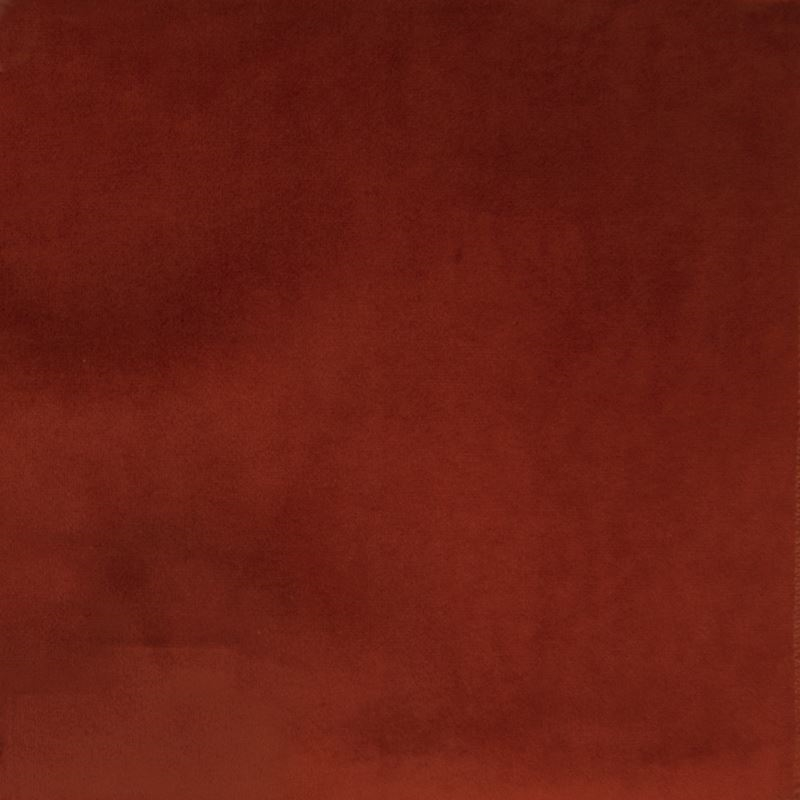 F1168 Rust, Red Solid Upholstery Fabric by Greenho