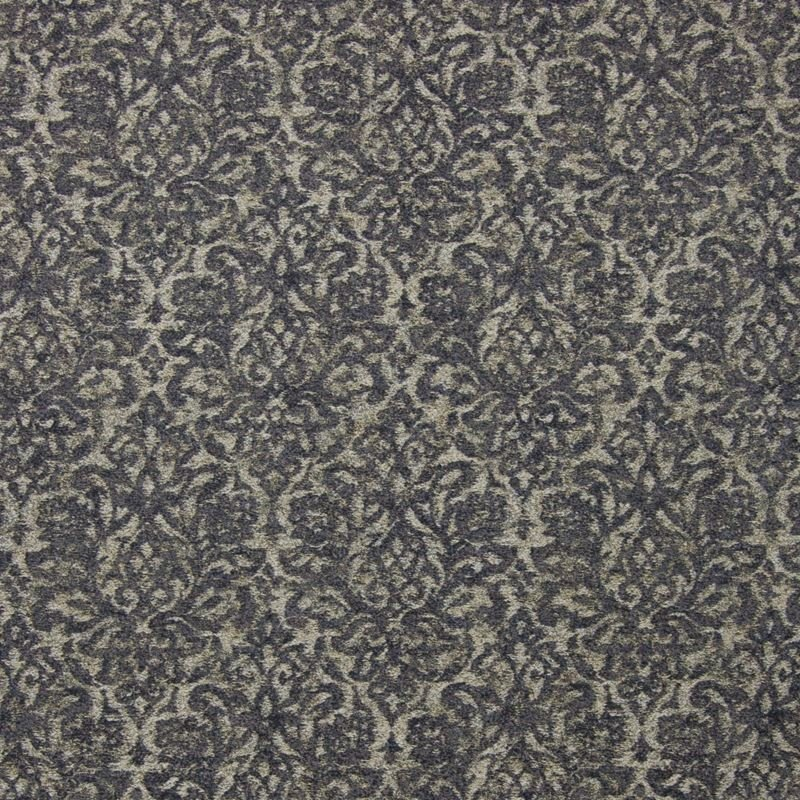 B2772 Fossil, Brown Scroll Upholstery by Greenhous