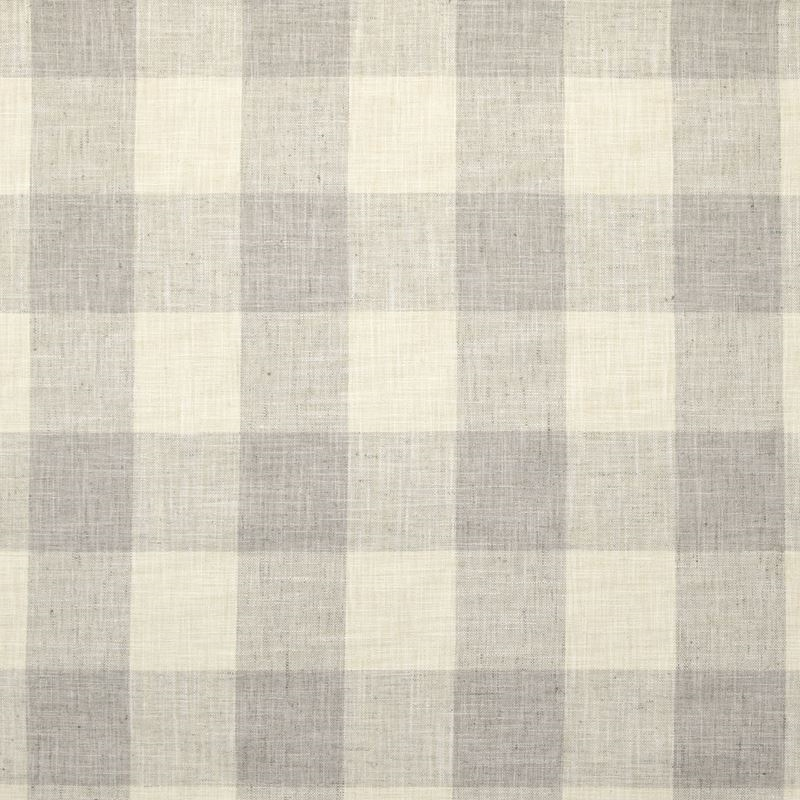 B9168 Moonstone, Gray Plaid Check Multipurpose by
