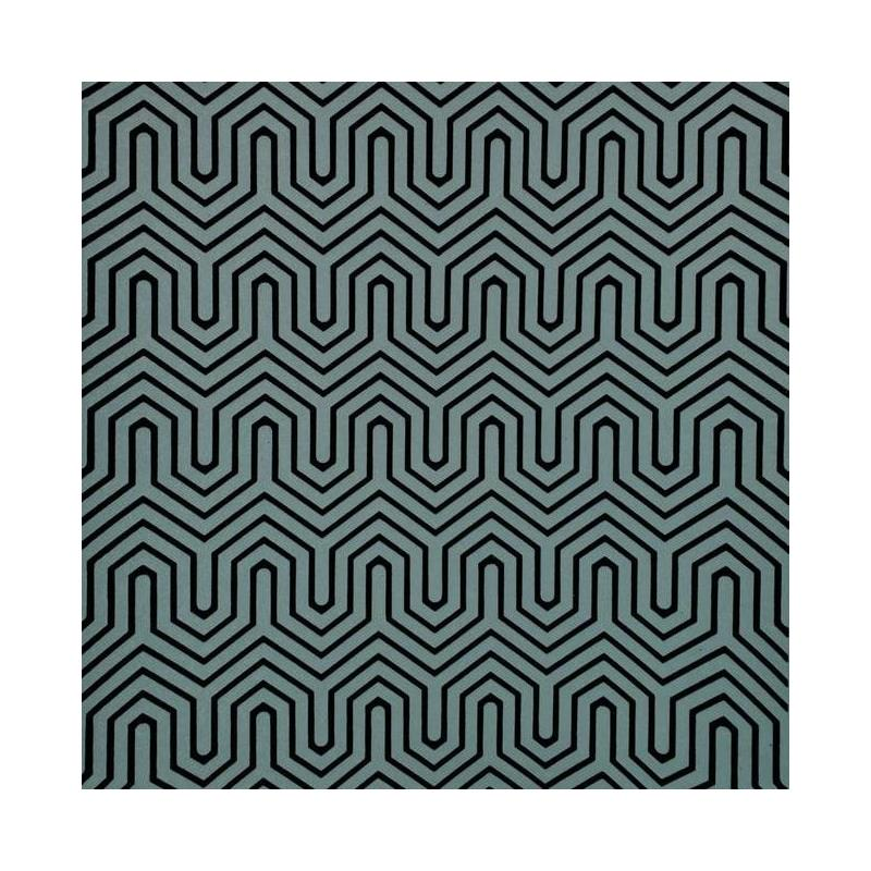 GM7502 Geometric Resource Library, Labyrinth Teal