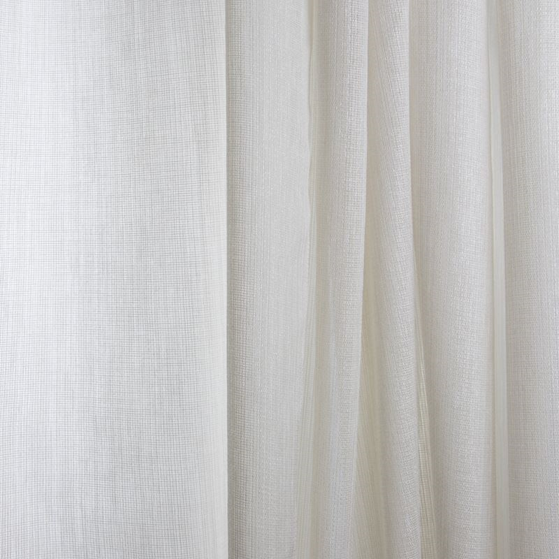 B7959 Milky, Neutral Solid Drapery by Greenhouse F