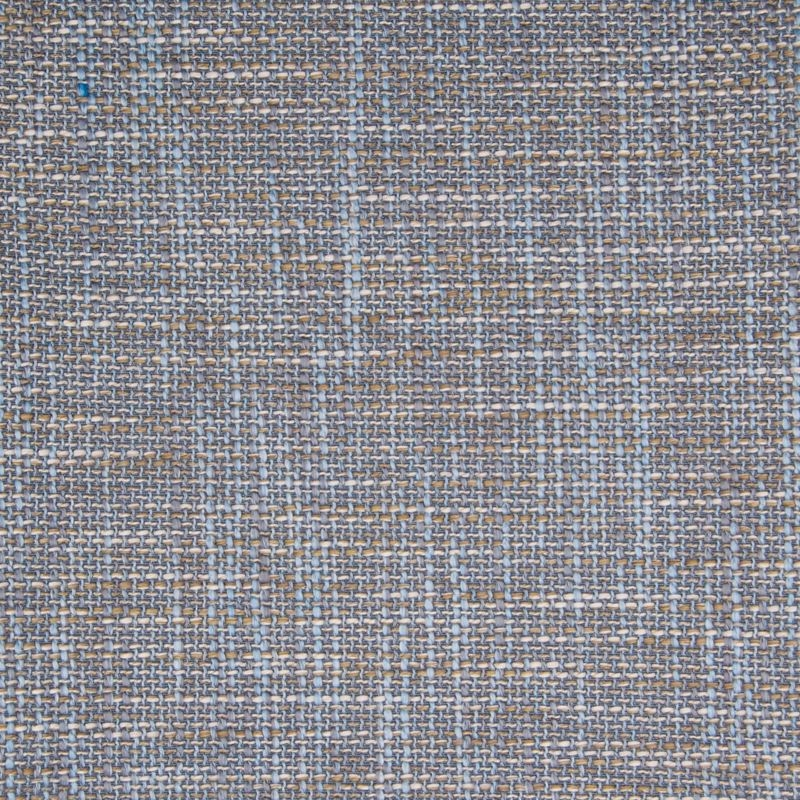 B3874 Bluebell, Blue Solid Upholstery by Greenhous