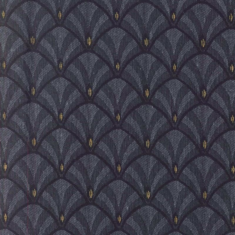 A6525 Academy, Blue Medallion Upholstery by Greenh