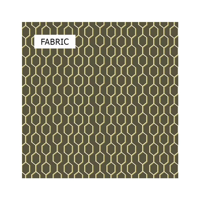 HEX, 4W7781 by JF Fabric