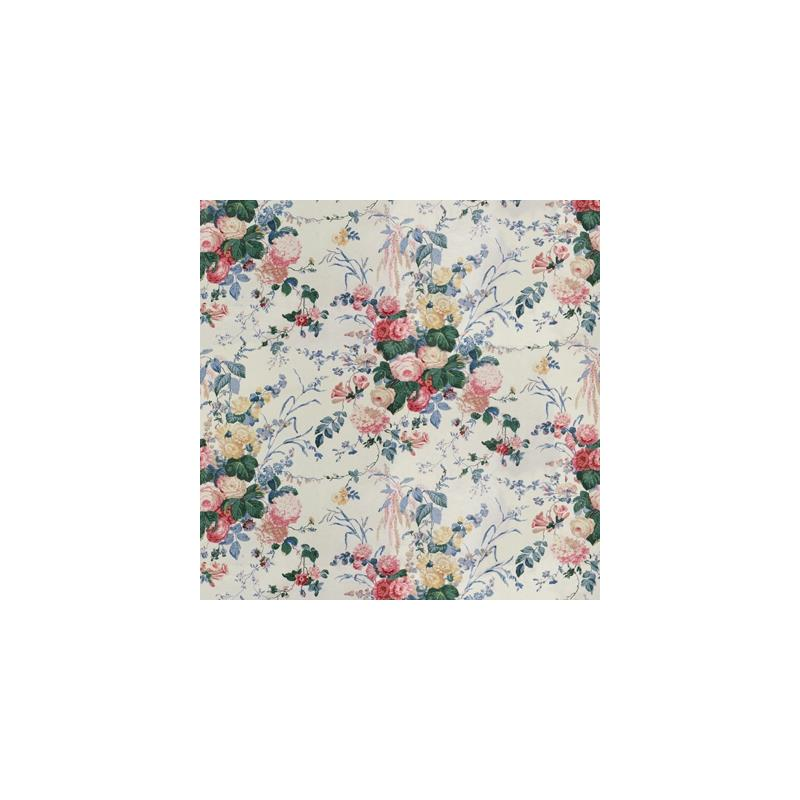FLORAL BOUQUET.LJ White Multipurpose by Lee Jofa F