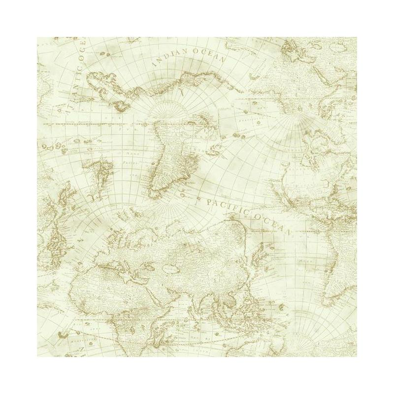 NY4835 Nautical Living by York Wallpaper