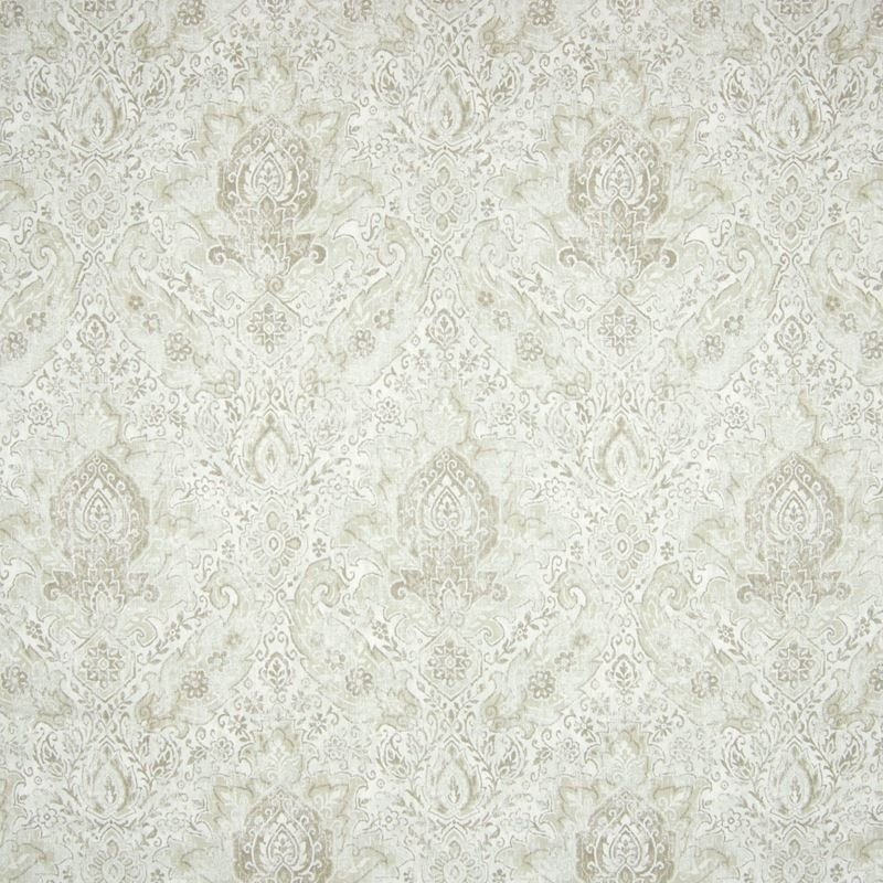 B7184 Vintage Linen, Neutral Scroll by Greenhouse