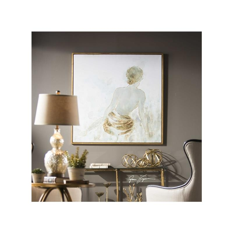 35345 Gold Highlights by Uttermost