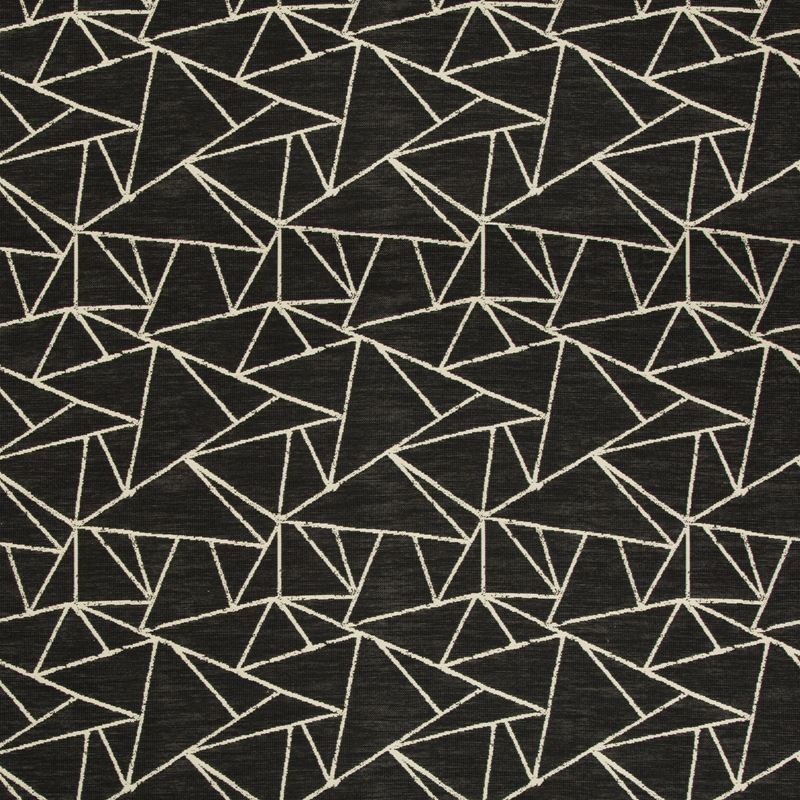 35001.8.0 Black Upholstery Contemporary Fabric by