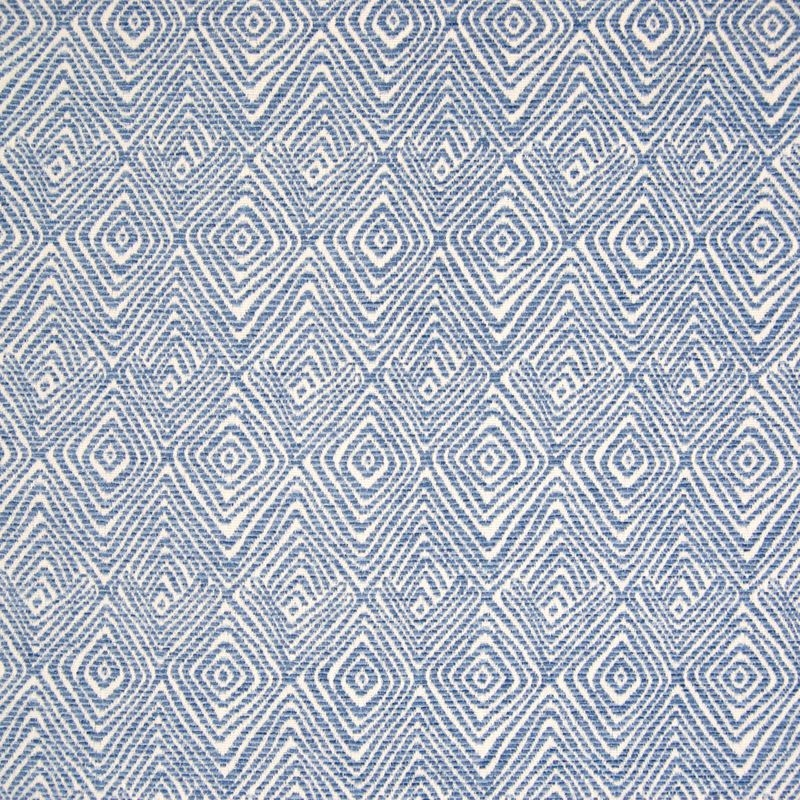 B8319 Blue Jay, Blue Geometric Multipurpose by Gre