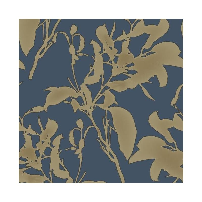 MM1727 Botanical Silhouette by York Wallcoverings
