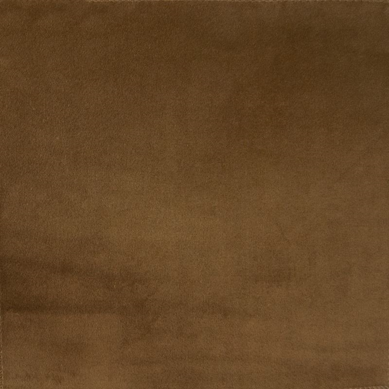 F1154 Saddle, Brown Solid Upholstery Fabric by Gre