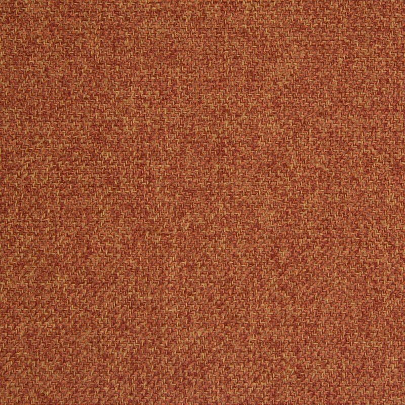 B7566 Brick, Orange Solid Upholstery by Greenhouse