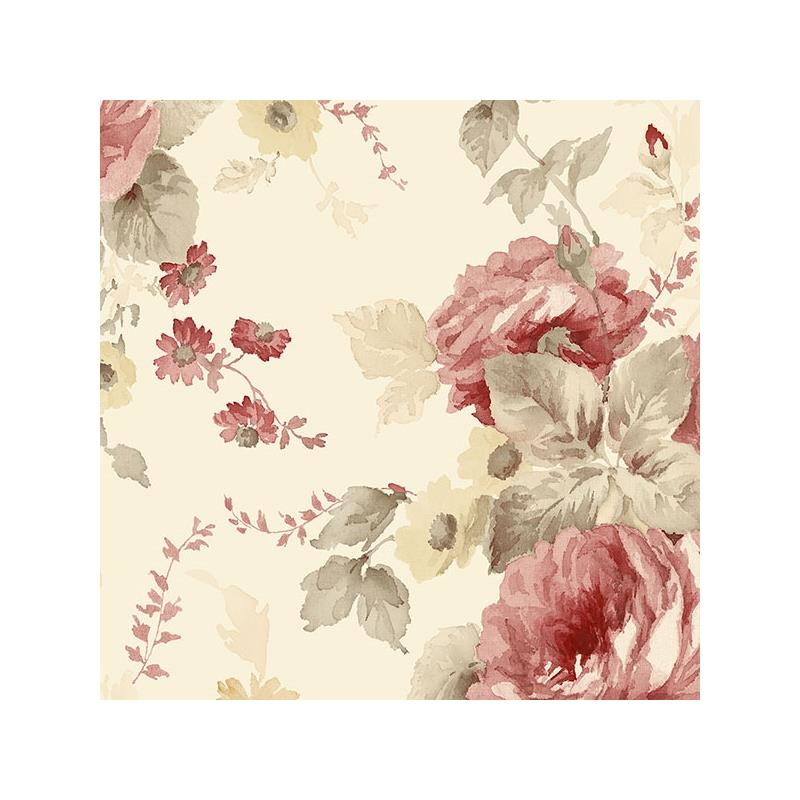 RG35728 Rose Garden 2 Norwall Wallpaper