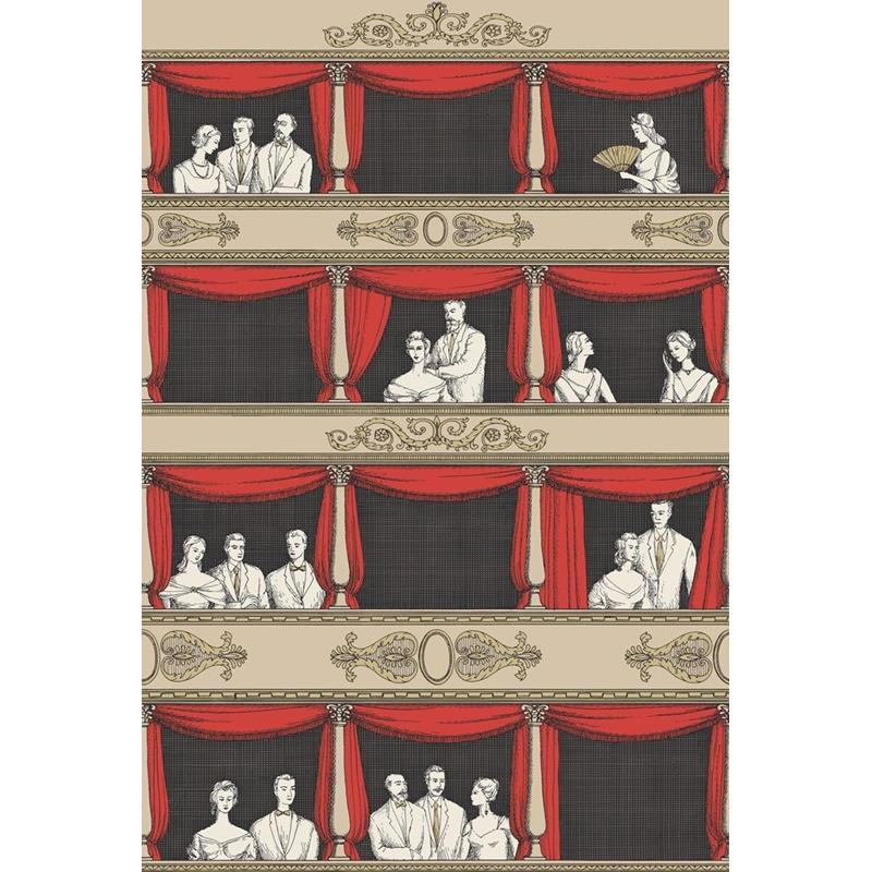 114/18037 Teatro Multi Color N/A Cole and Son Wall