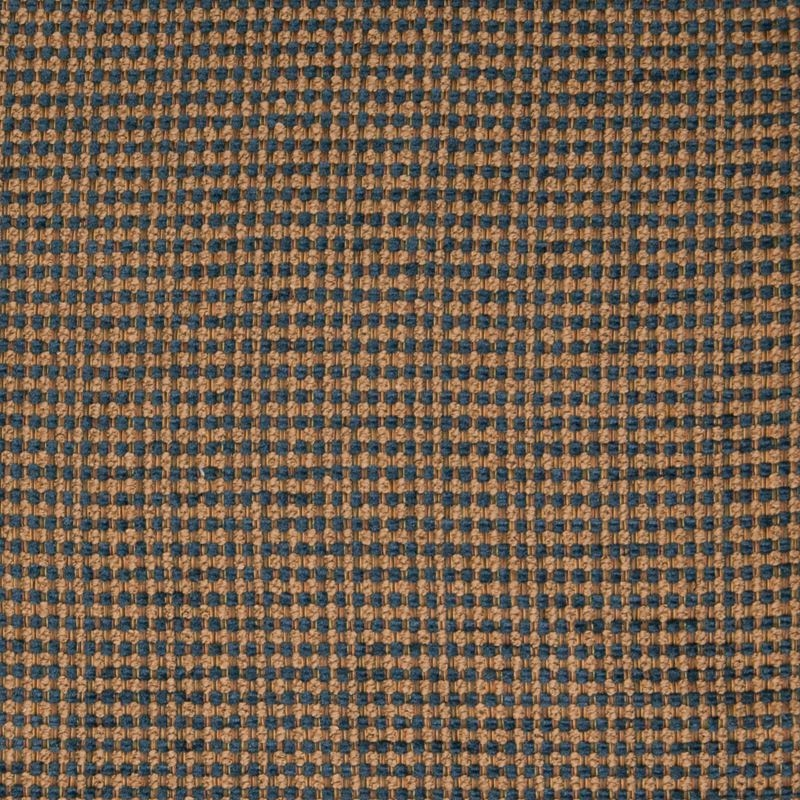 B3952 Danube, Blue Solid Upholstery by Greenhouse