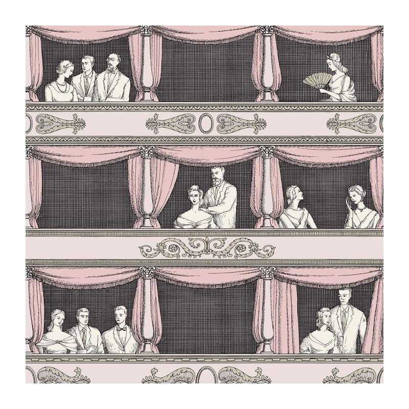 114-4008 Teatro, Ballet Slipper Print by Cole and