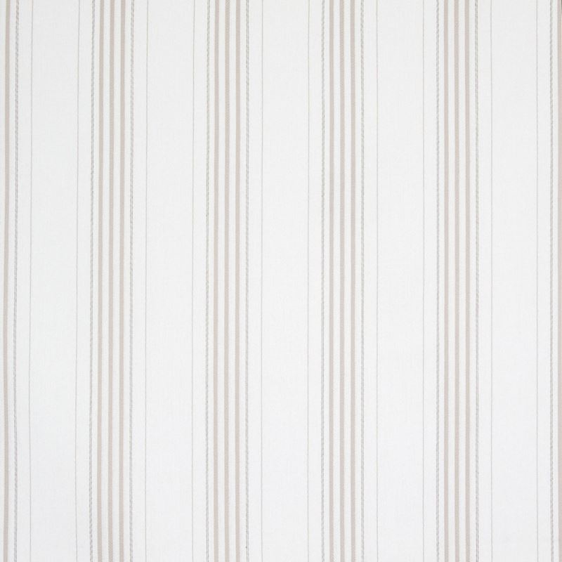 B8822 Rice, Neutral Stripe Upholstery by Greenhous