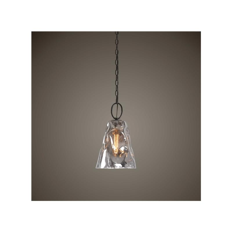 22132 Drappo 1 Lt. Mini Pendant by Uttermost