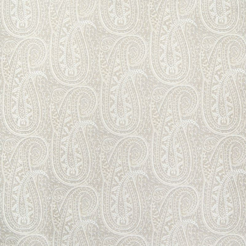 B5868 Wheat, Neutral Paisley Multipurpose by Green