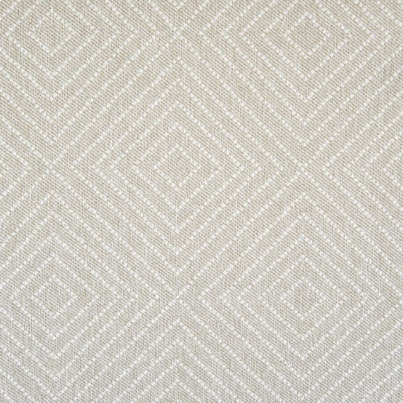 F1375 Wheat, Brown Geometric Upholstery Fabric by